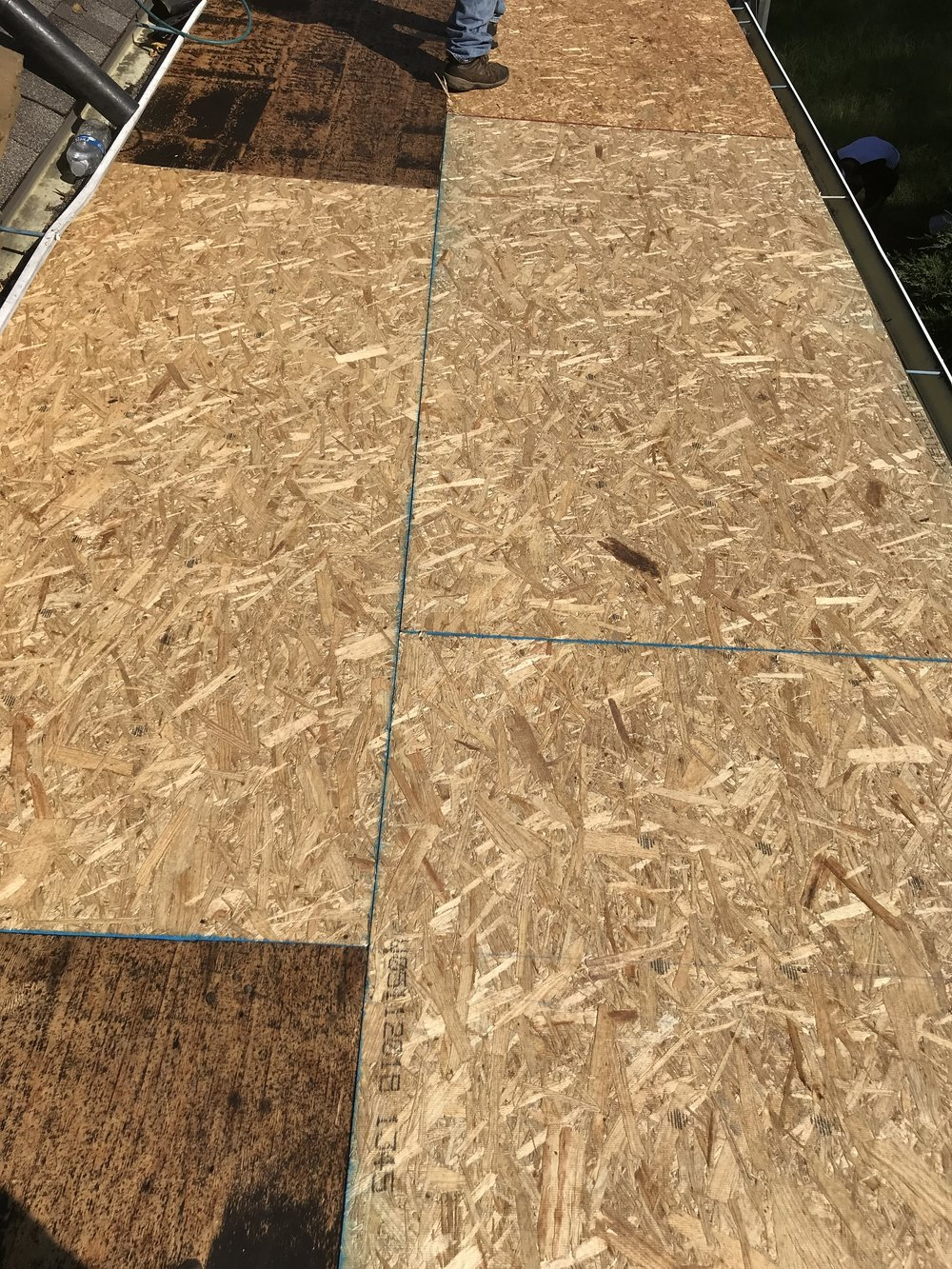 Solid Surface Decking