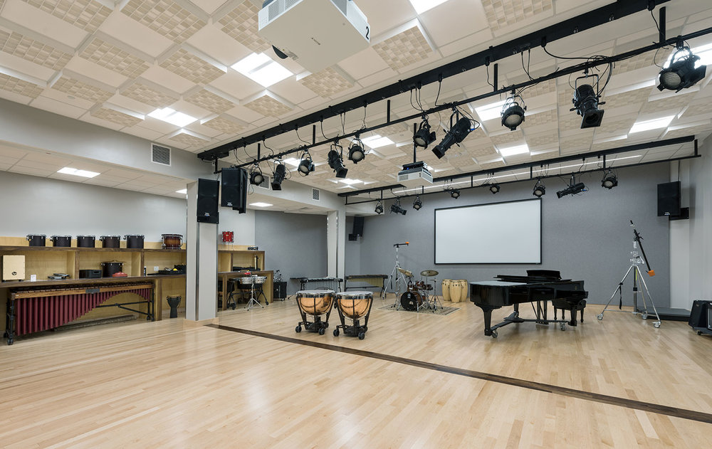 Multipurpose Rehearsal Room