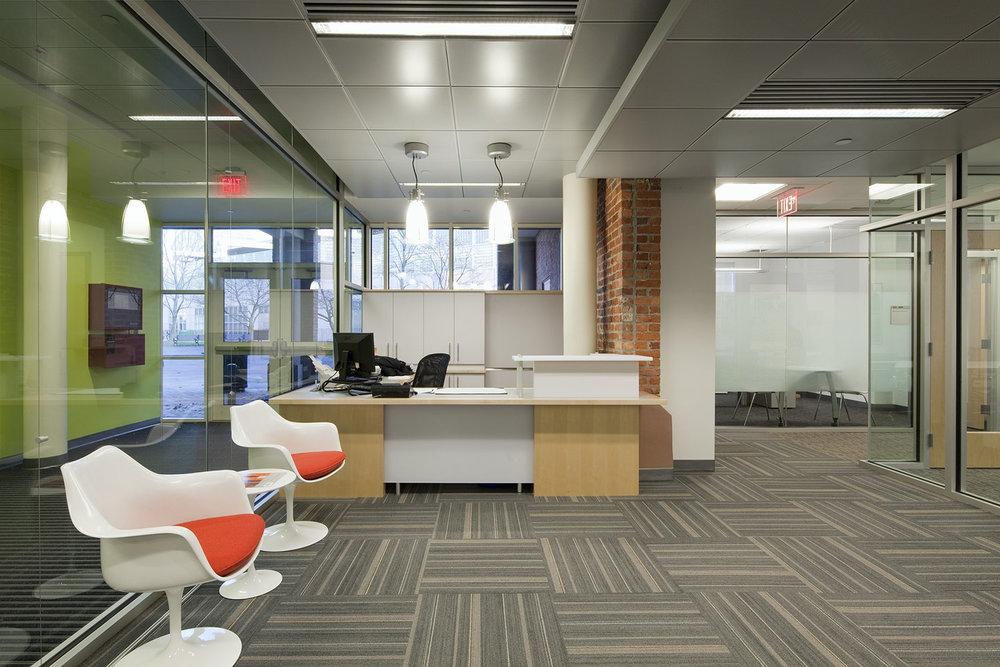 Northeastern University, Ryder and Richards Halls Renovations