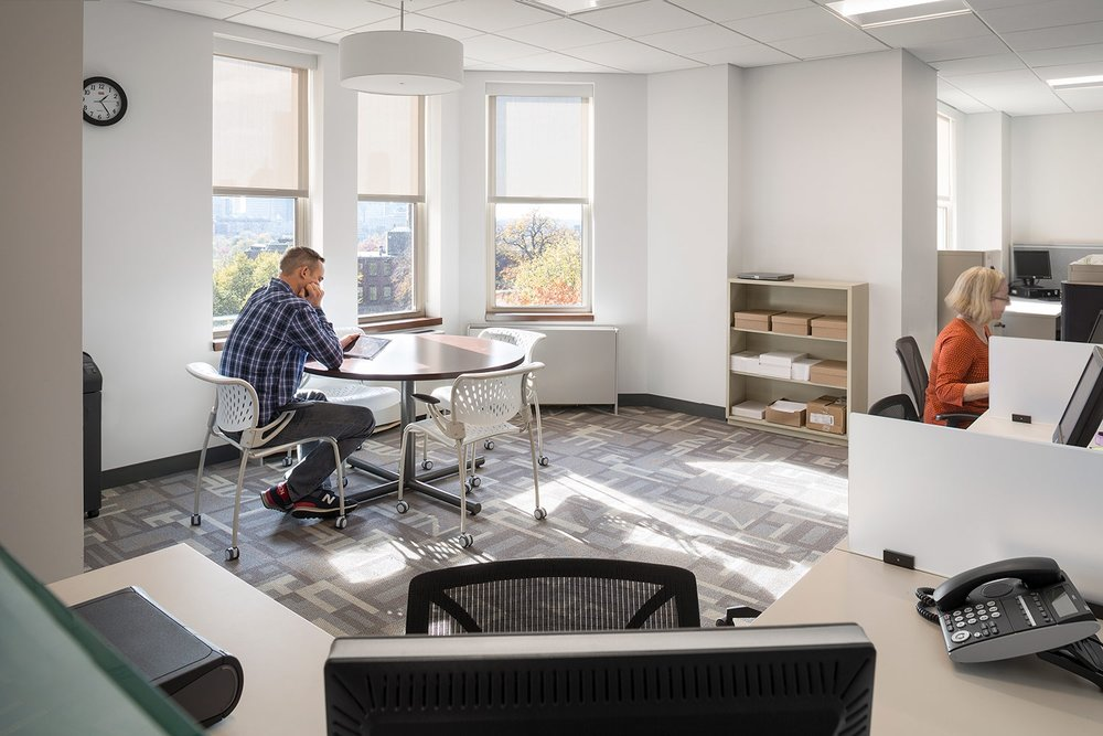 Work Spaces for Adjunct Faculty