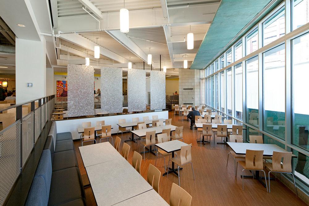 MassArt, Kennedy Campus Center