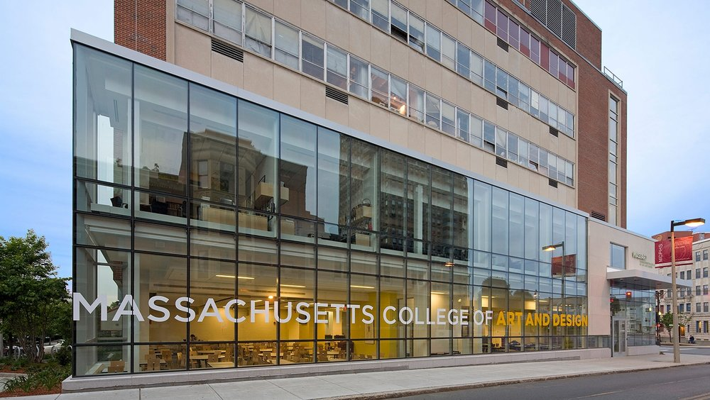 Kennedy Campus Center is now a hub for the MassArt and greater LMA community.