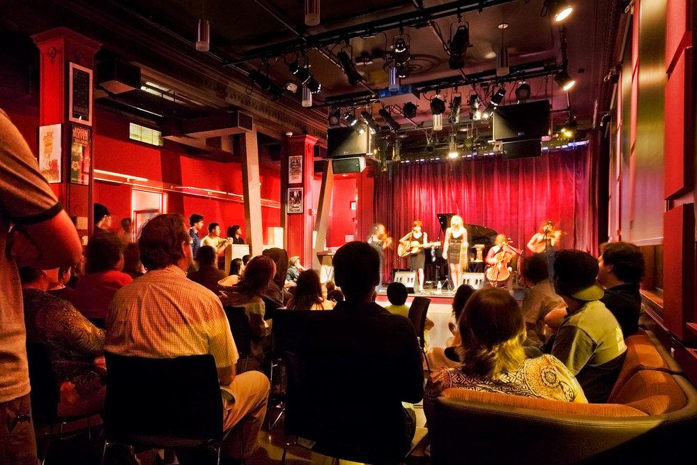 Berklee College of Music, Cafe 939