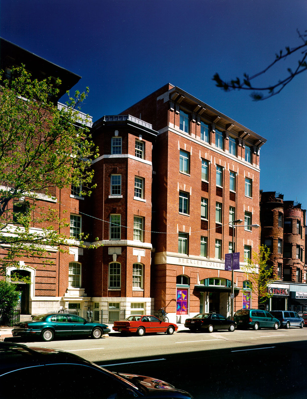 Berklee College of Music, Uchida Building