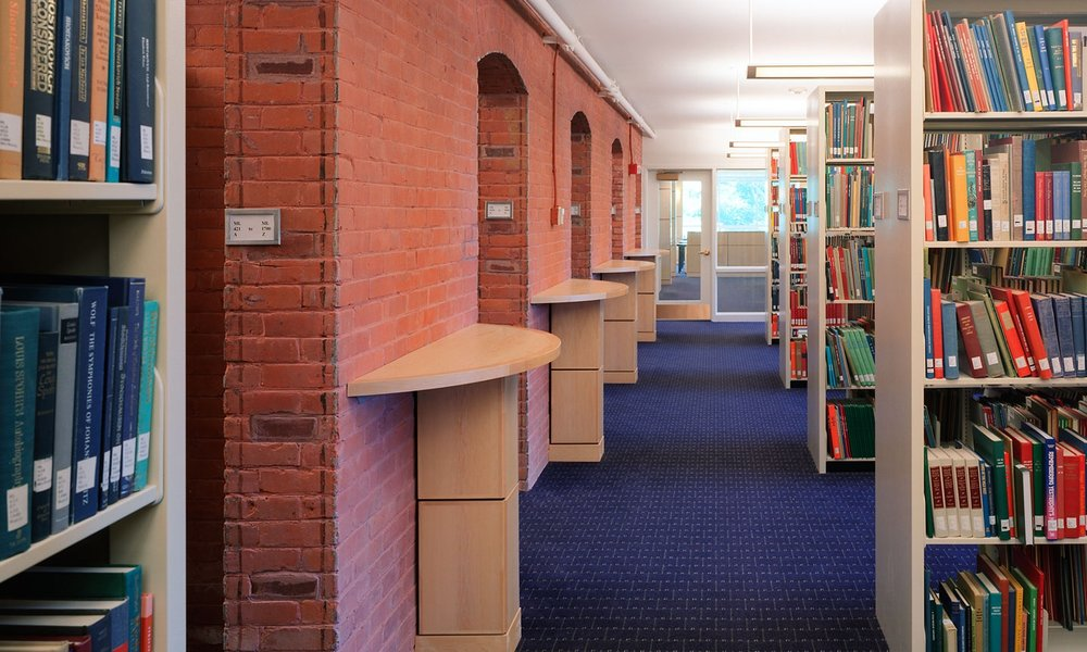 Stevens Music and Dance Library