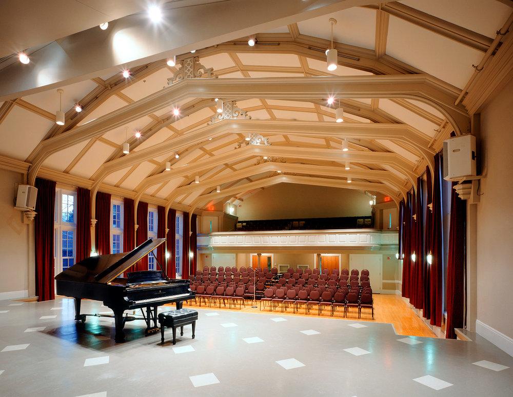 Mount Holyoke College, Pratt Hall