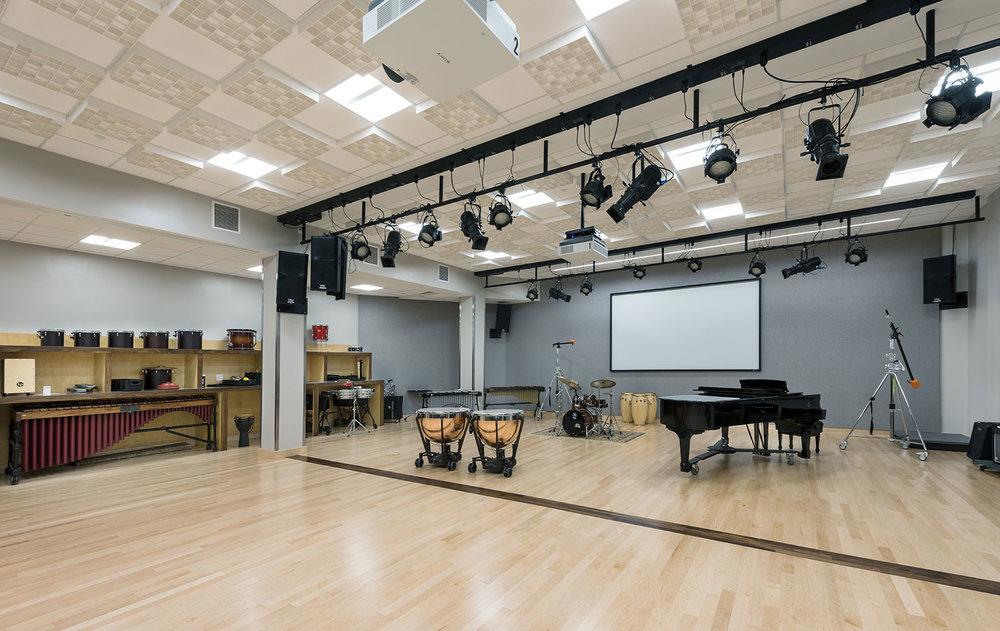 Berklee College of Music, 150 Mass Ave