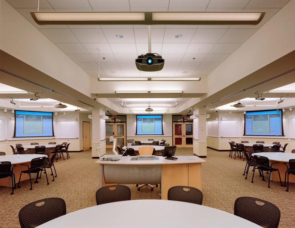 MIT, TEAL Classroom
