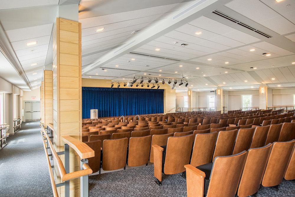 Bentley University, Koumantzelis Auditorium