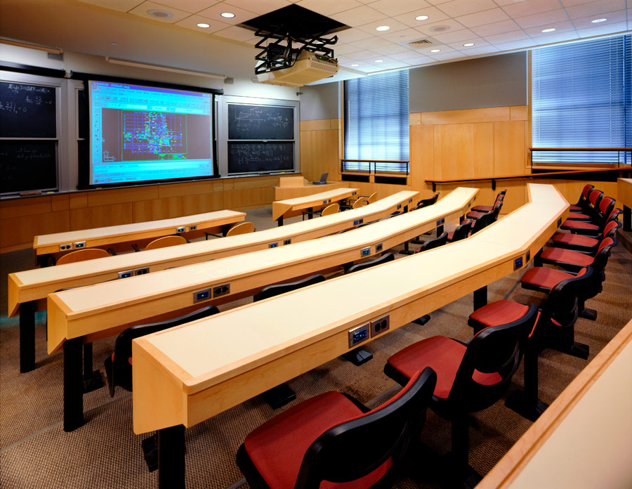 Building 4 Classroom