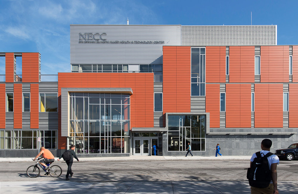 NECC, Allied Health & Technology Center
