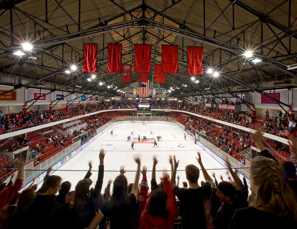 Northeastern University, Matthews Arena Renovation