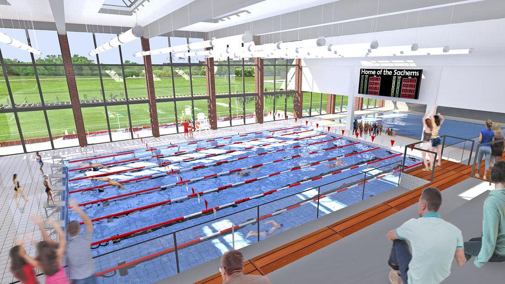 Swim Winchester Pool