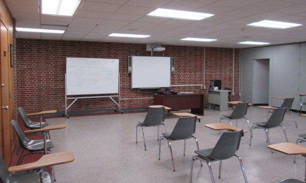 Existing Seminar Room