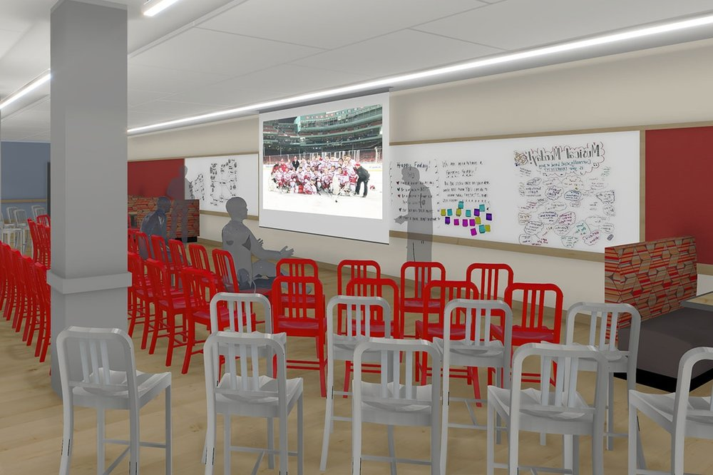 Catholic Memorial School, Renovations