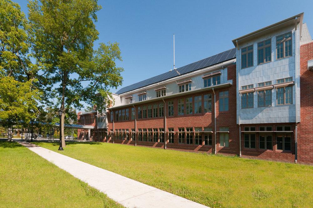 New Lower School