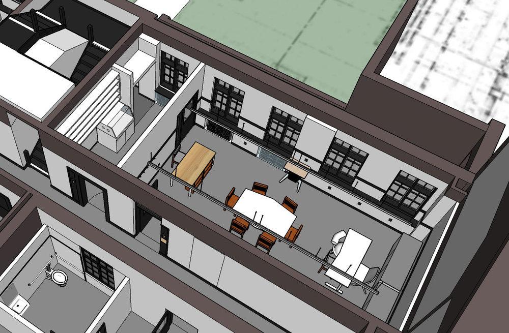 Howe Building Classroom Improvements