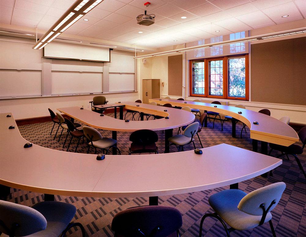Skinner Hall Prototype Classrooms
