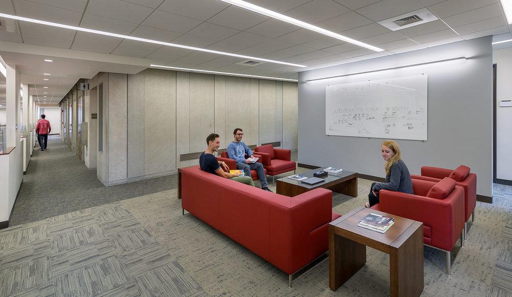 Countway Library of Medicine Renovations