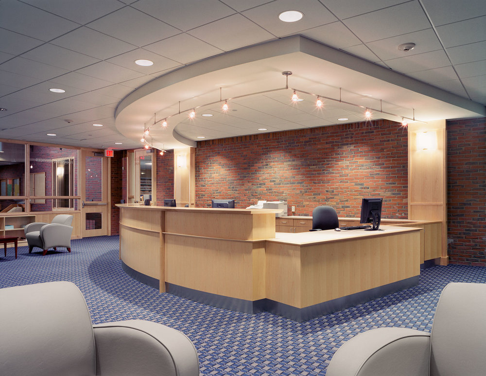 Usdan Campus Center Renovation
