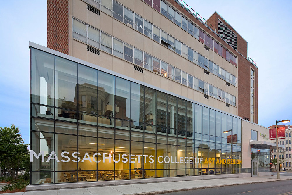 MassArt, Kennedy Campus Center Renovation and Expansion