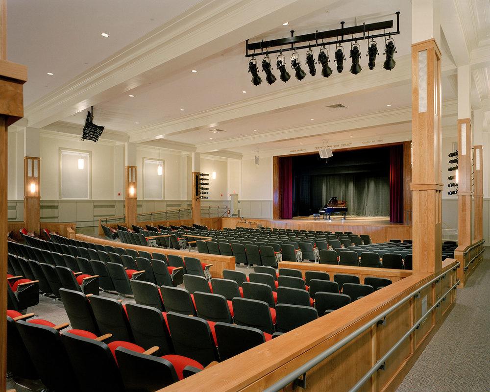 Framingham State University, Dwight Hall Renovation