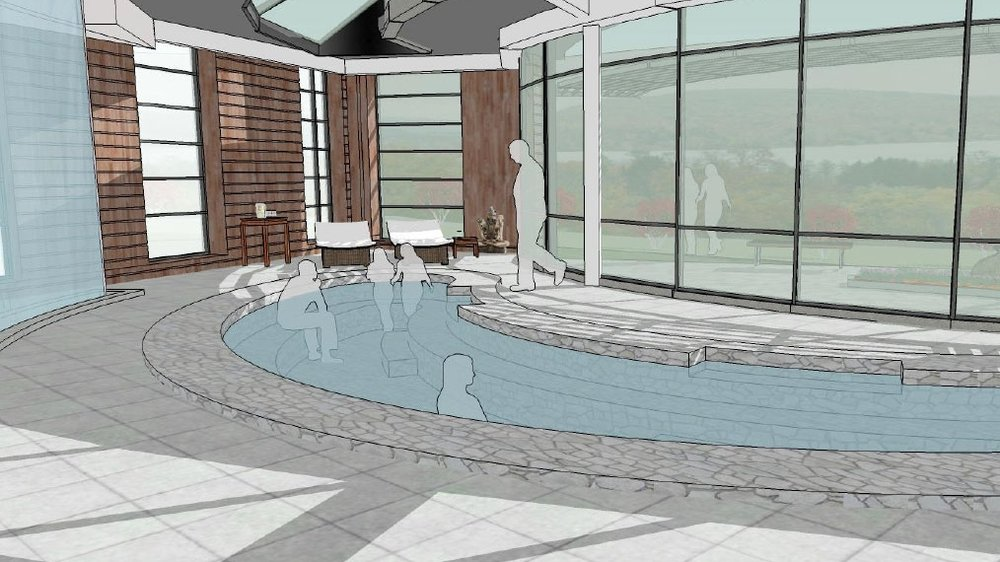 Water Therapy Complex