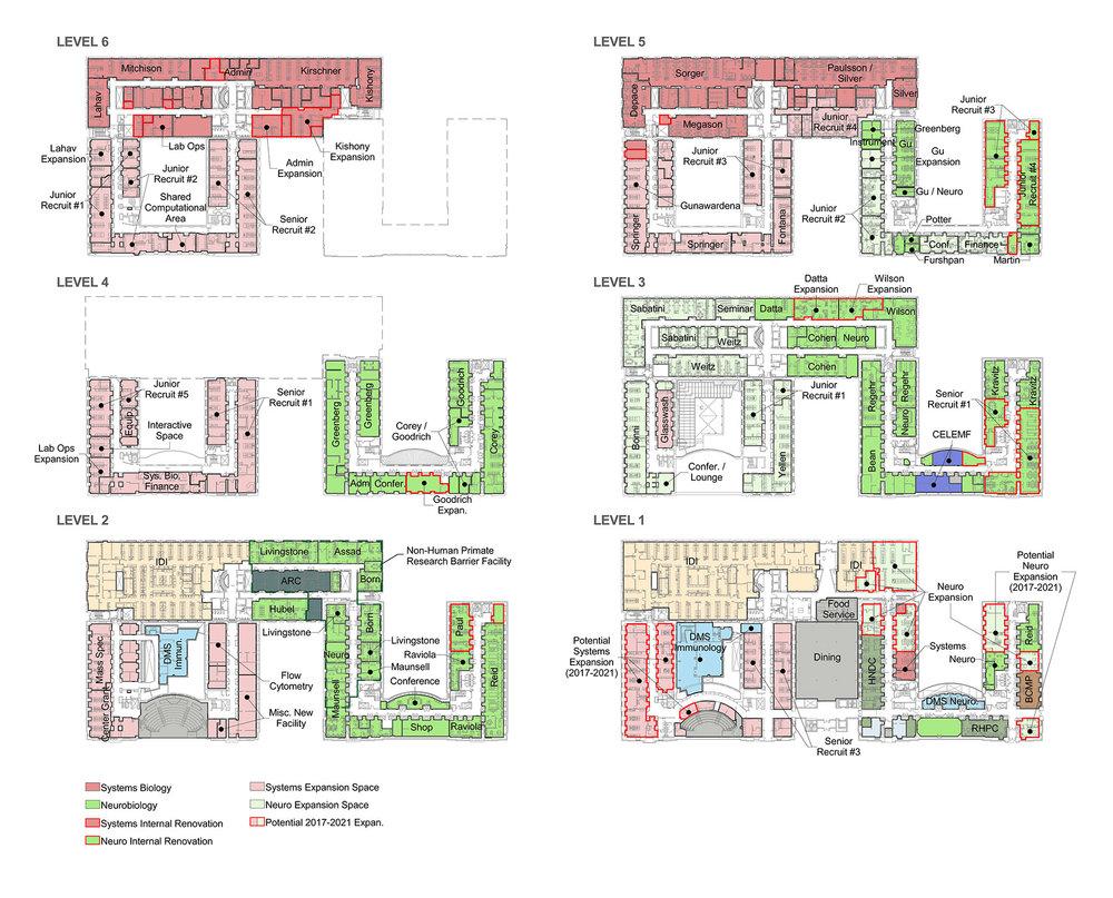 East Quad Planning
