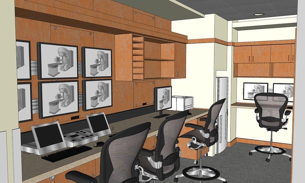 LINAC #2 Control Room