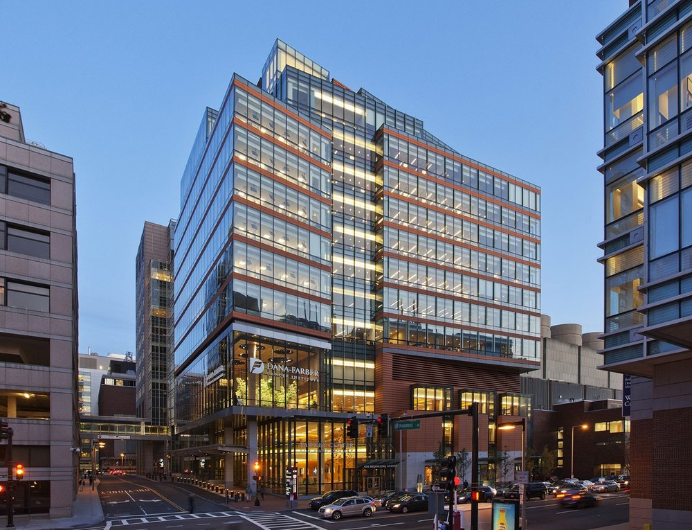 Yawkey Center for Cancer Care Exterior