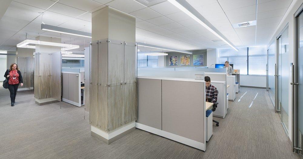 Flexible workstations
