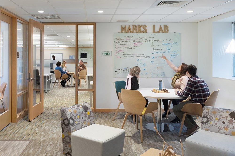 HMS, Marks/Sanders Systems Biology Lab