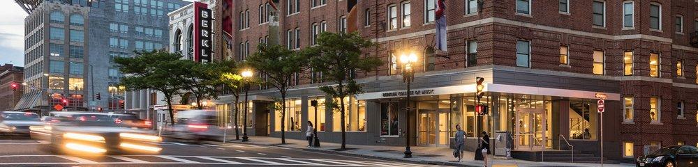 Berklee College of Music, 150 Massachusetts Avenue Renovation