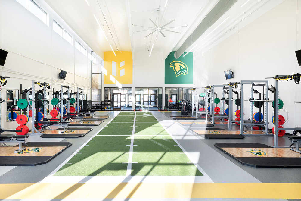 Fitchburg State University, Landry Arena Renovation