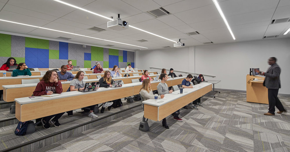 Communications Lecture Hall