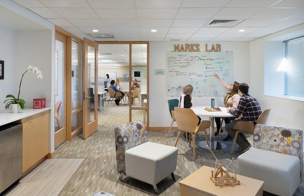 HMS, Marks/Sanders Lab