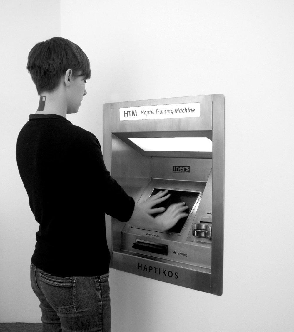HTM 2009, Haptic Training Machine