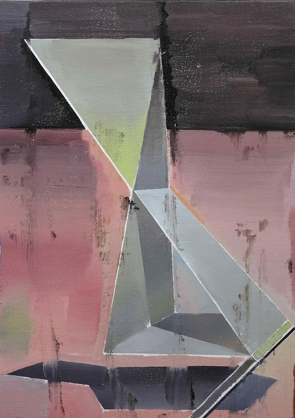 Genti Korini: Structure Nr. 27, 2017