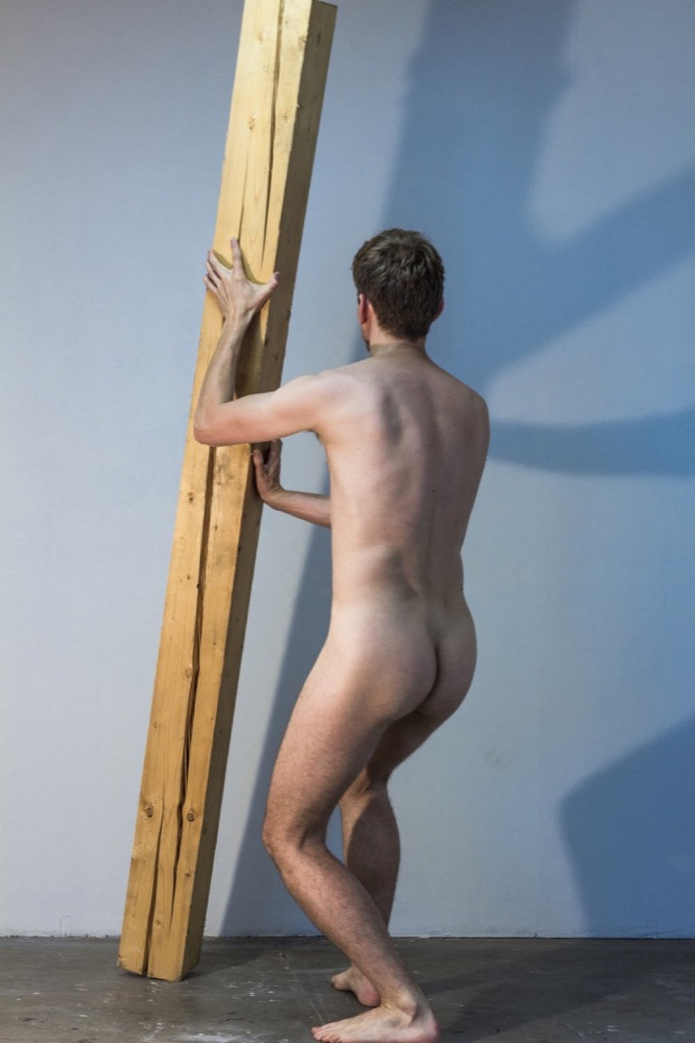Puklus Péter: Erection 2016. photograph