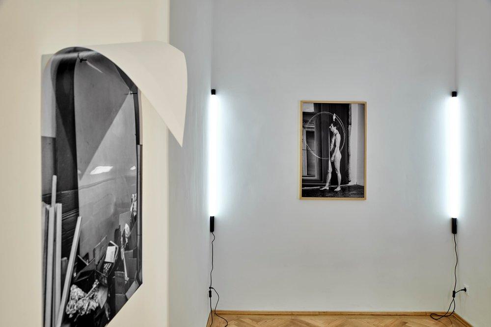exhibition view, photo: Imre Kiss