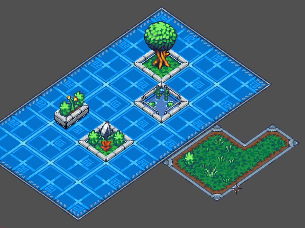 WIP: Garden Stuff