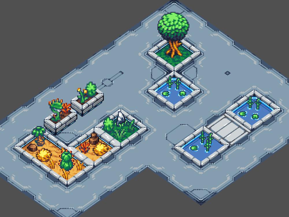 WIP: Garden Stuff 2