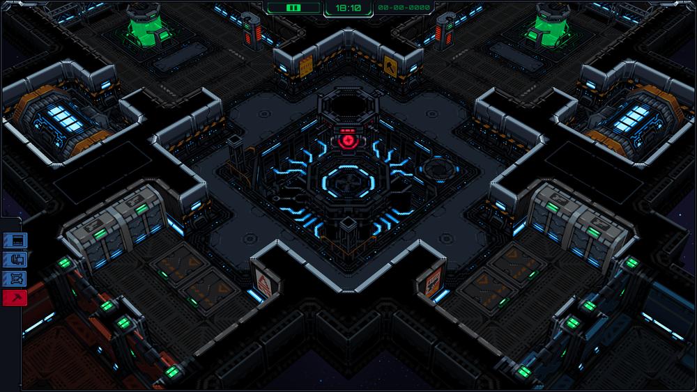 Starmancer core, nanobot adjacent