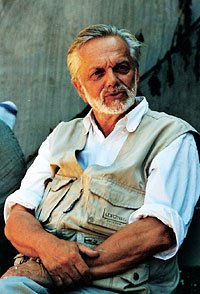 Vedic Art founder, fine artist Curt Källman (1938-2010).