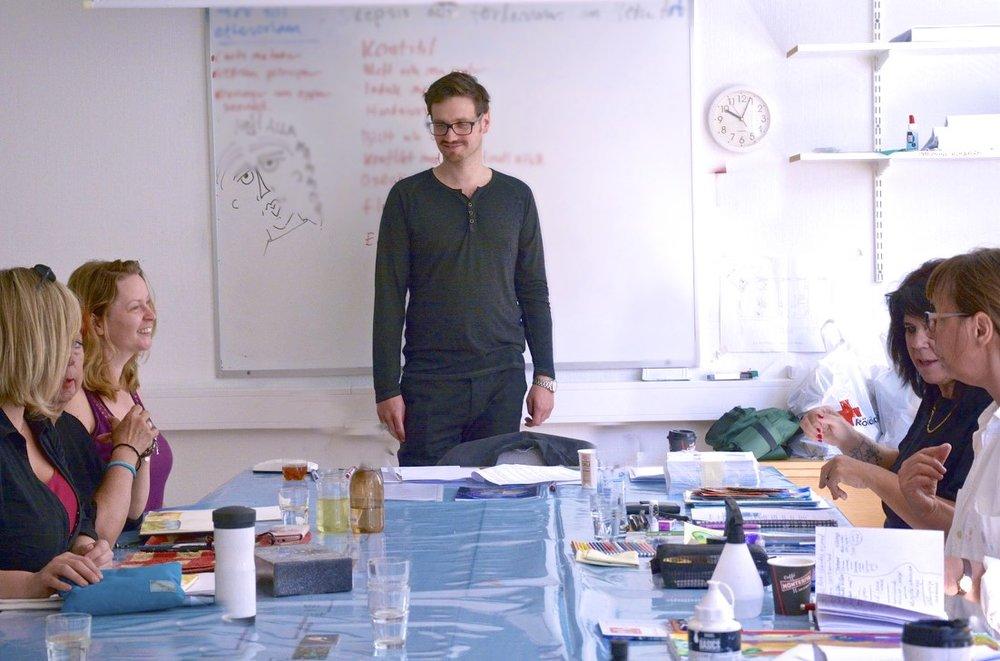 Teachers weekend in Stockholm
