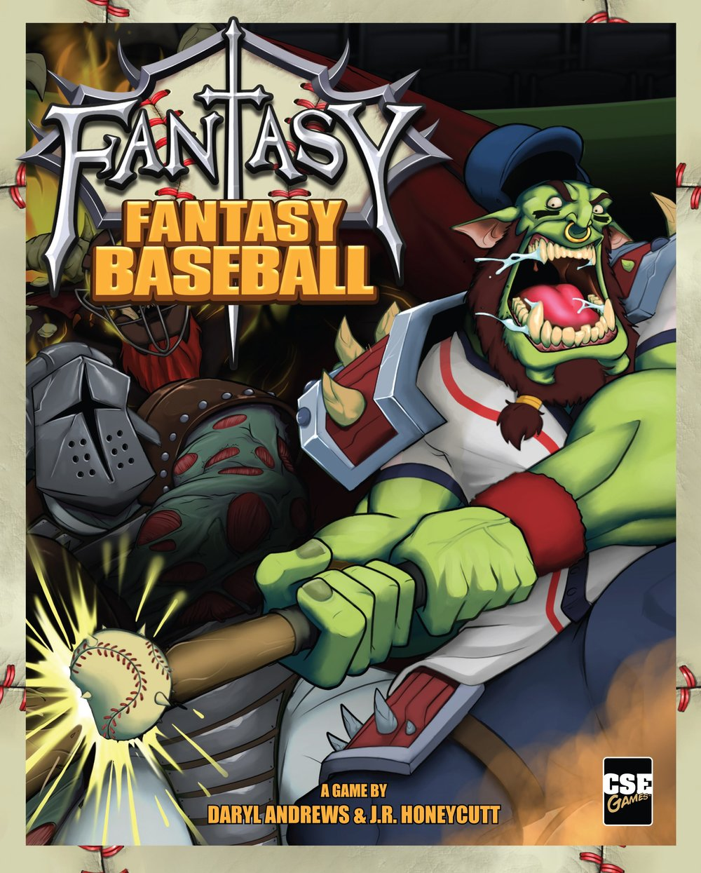 JR co-designed this game, the first in the line of Fantasy Fantasy Sports games, with acclaimed Canadian designer Daryl Andrews.