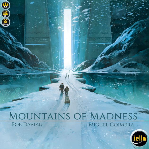 Cody contributed insanities during testing of Mountains of Madness