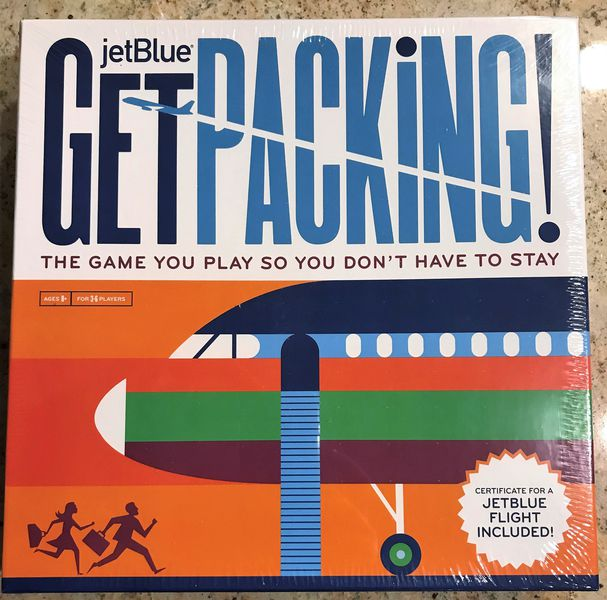 JR & Brian provided design consulting for this promotional game from JetBlue Airlines.