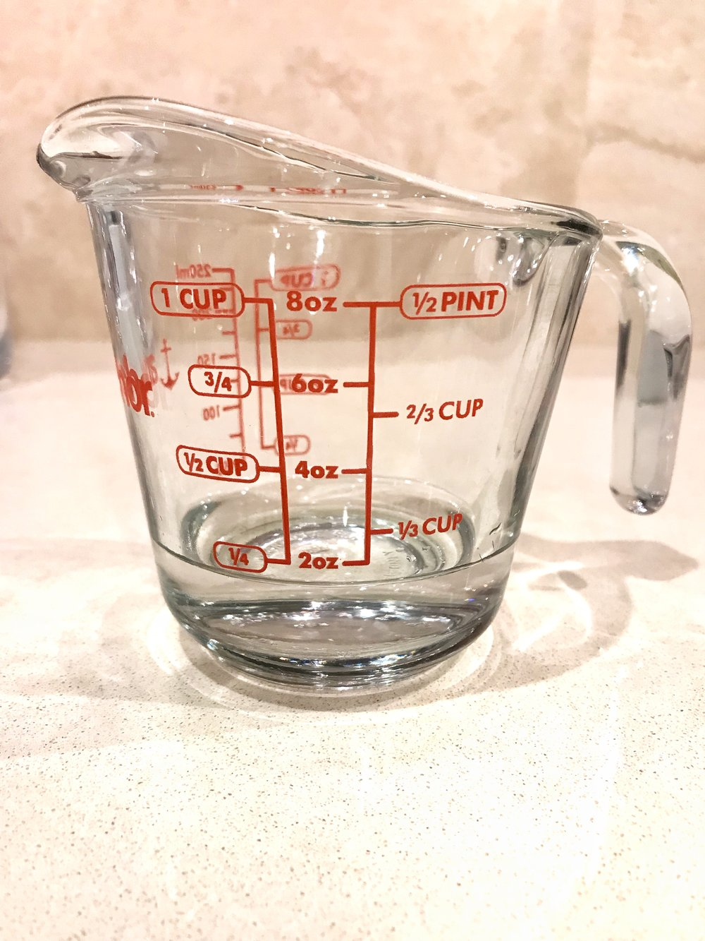Step 4:Measure out water - Measure out 50 grams of water -- which roughly translates 1.76 oz. -- for each 12 oz. cup of coffee you would like to brew.