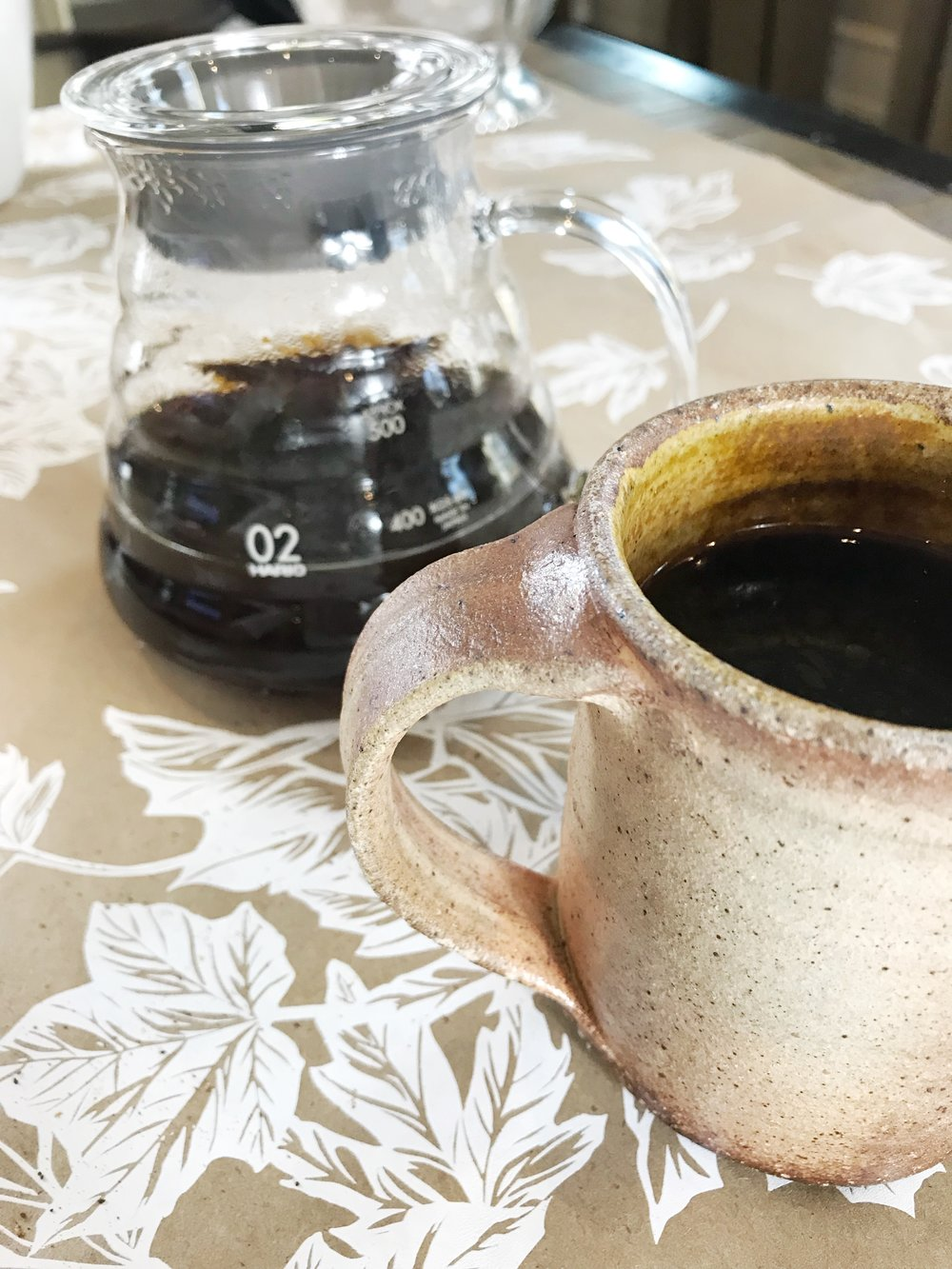 Step 13:Pour the coffee! - And enjoy your pour over! <3